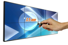 3.5mm拼縫三星55寸液晶拼接屏500亮度